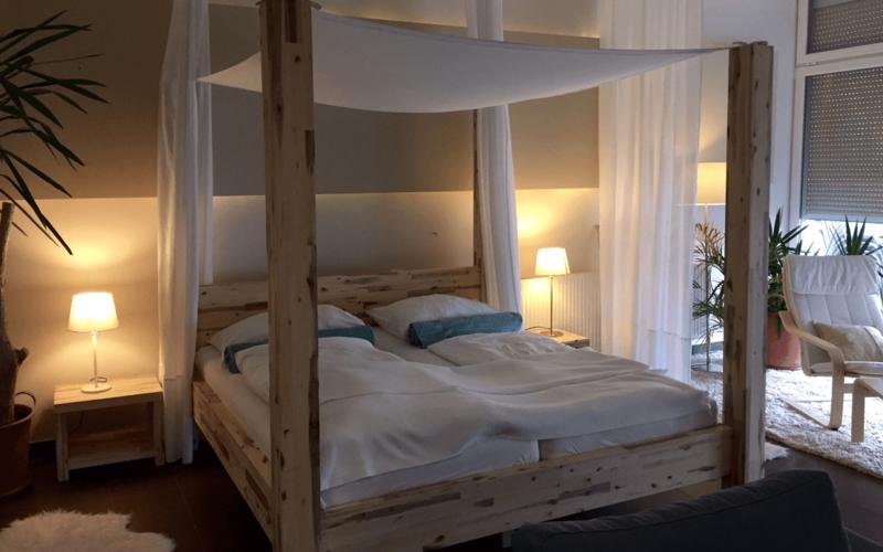 Übernachtung im Fidi in Wolfsthal – über unser Hotel