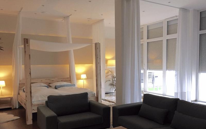 Hotelzimmer in Wolfsthal bei Hainburg – Impressionen